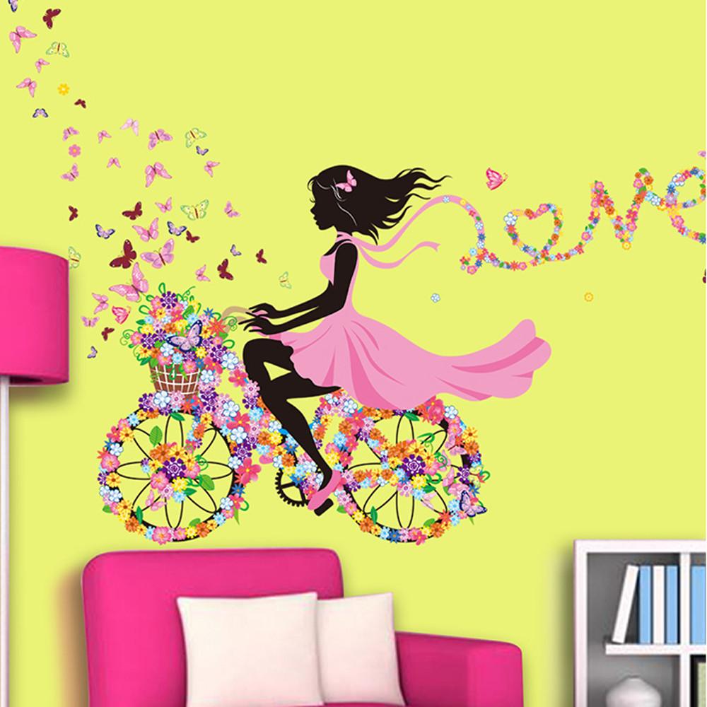 Zana Cu Flori - Plimbare Pe Bicicleta