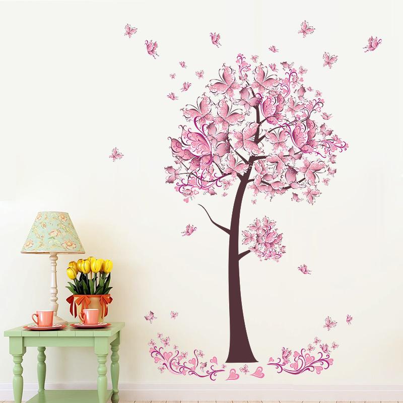 Copacul Cu Fluturasi
