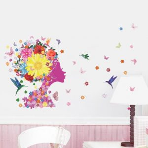 Sticker Decorativ Fluturi 3D