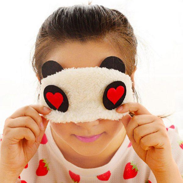 potrivire clasică calitate autentică online aici Masca de Dormit Panda - Smartiz.ro