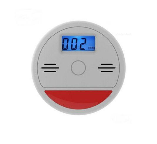 Detector Monoxid Carbon Cu Display Si Senzor Electrochimic De Precizie