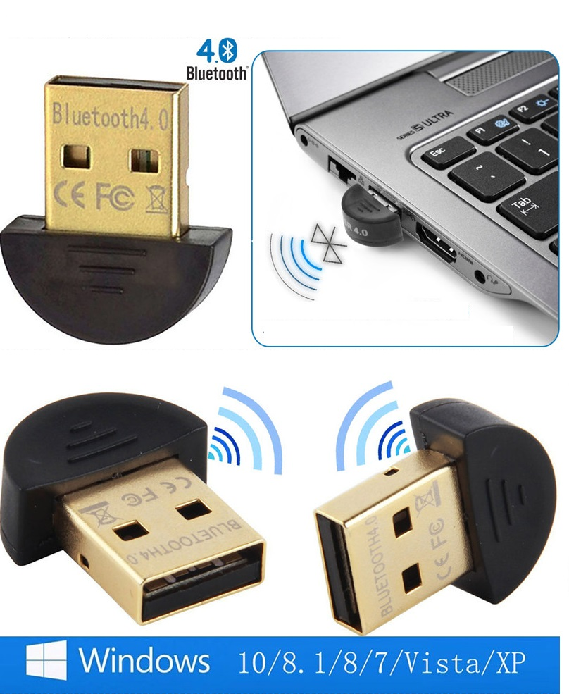 Adaptor Bluetooth Pc 4.0