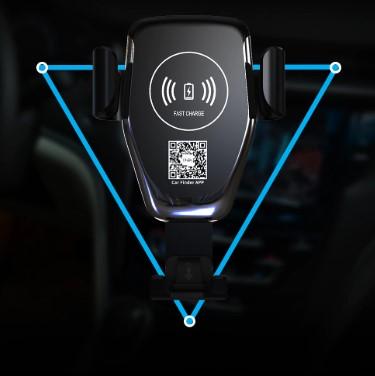 Incarcator Auto Wireless Puternic Si Stabil