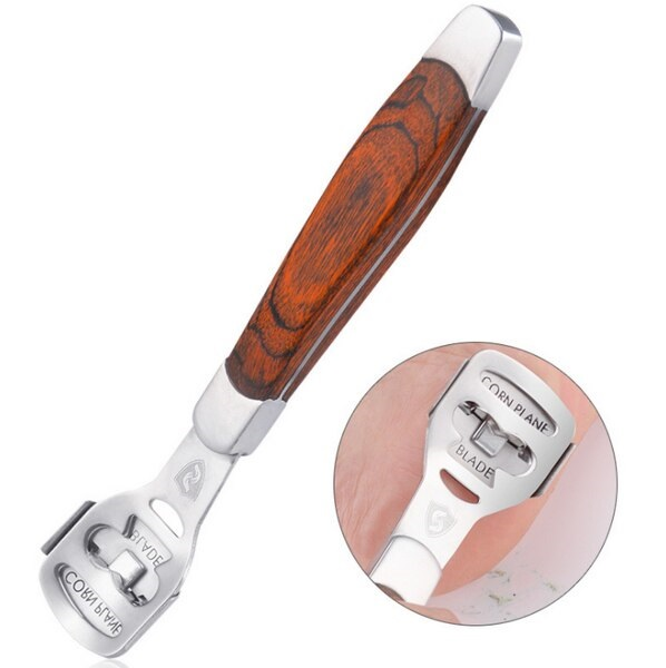 Tool Profesional Indepartare Bataturi, Piele Moarta - Calusuri De Pe Talpa